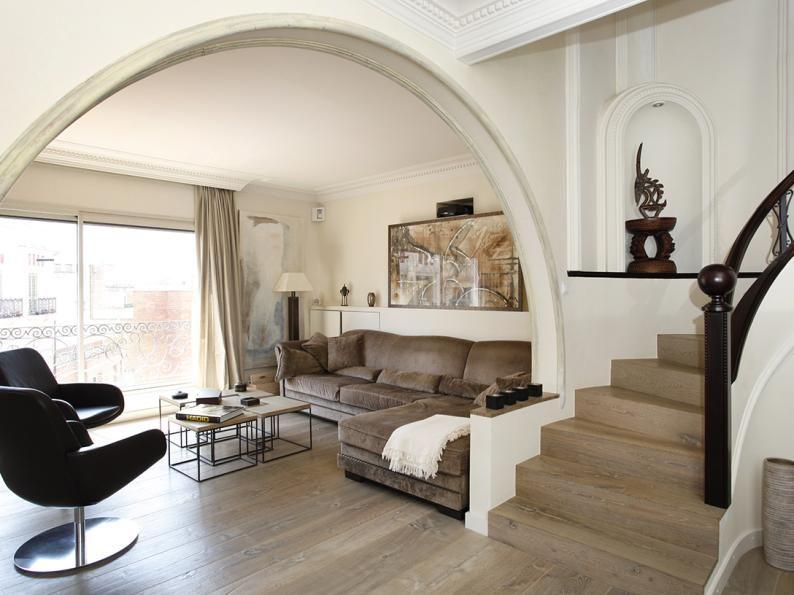 Квартира в Барселоне, Испания, 215 м2 - фото 1