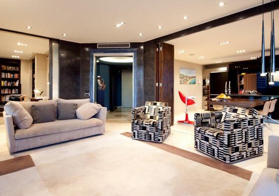 Квартира в Барселоне, Испания, 250 м2 - фото 1