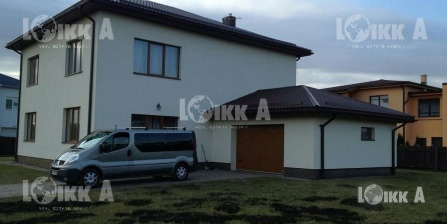 Дом в Рижском крае, Латвия, 1500 м2 - фото 1