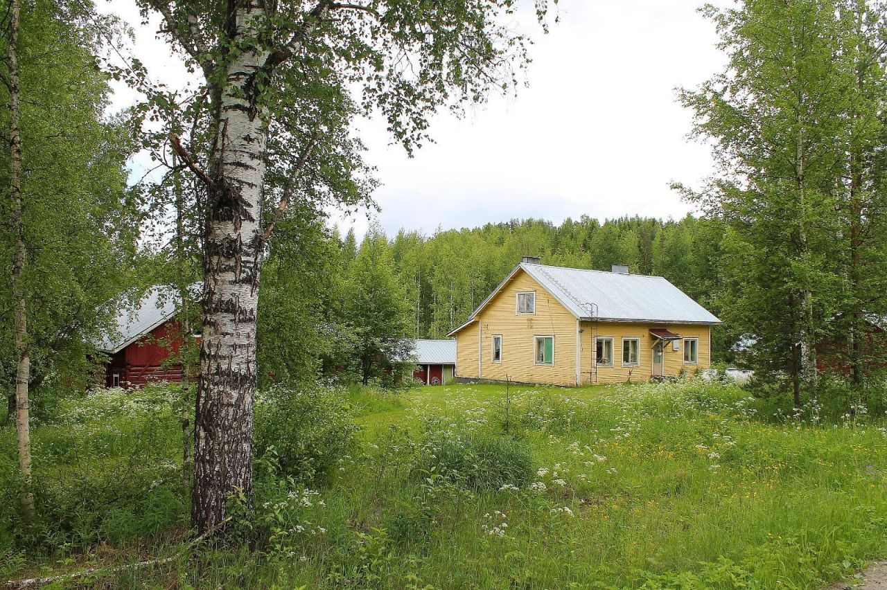 Дом в Лаппеенранте, Финляндия, 98 м2 - фото 1