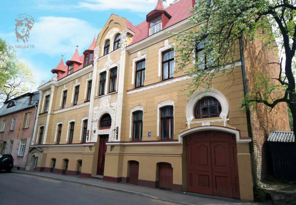 Дом под реконструкцию в Риге, Латвия, 964 м2 - фото 1
