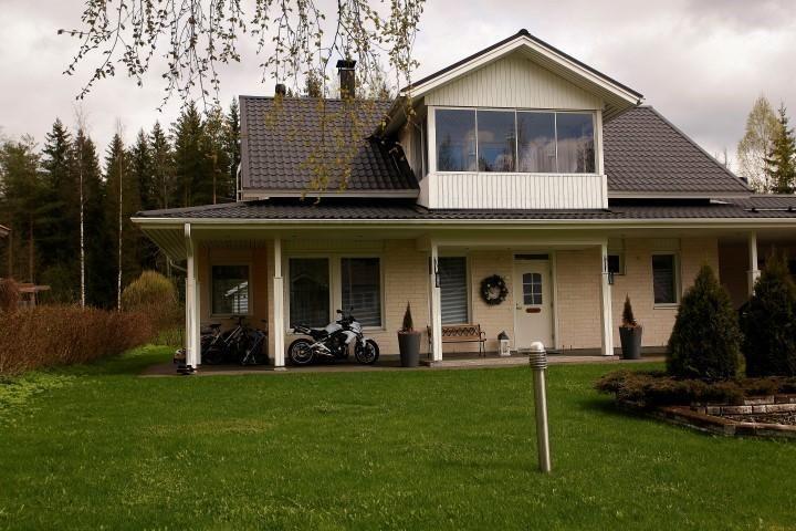 Дом в Миккели, Финляндия, 184 м2 - фото 1