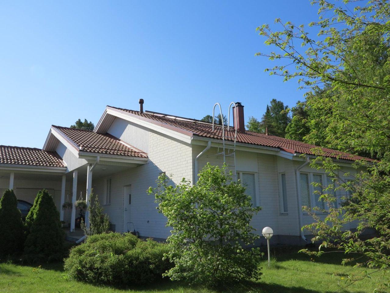 Коттедж в Иматре, Финляндия, 943 м2 - фото 1