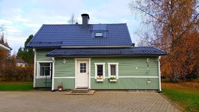 Дом в Лаппеенранте, Финляндия, 1000 м2 - фото 1