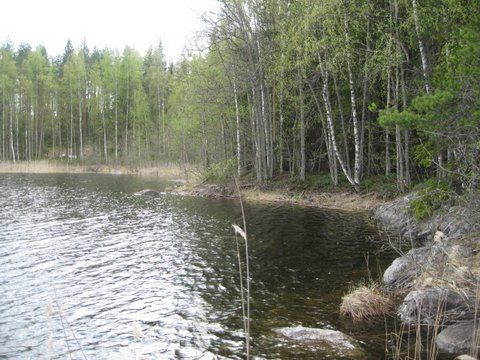 Земля в Ихаманиеми, Финляндия, 3300 м2 - фото 1