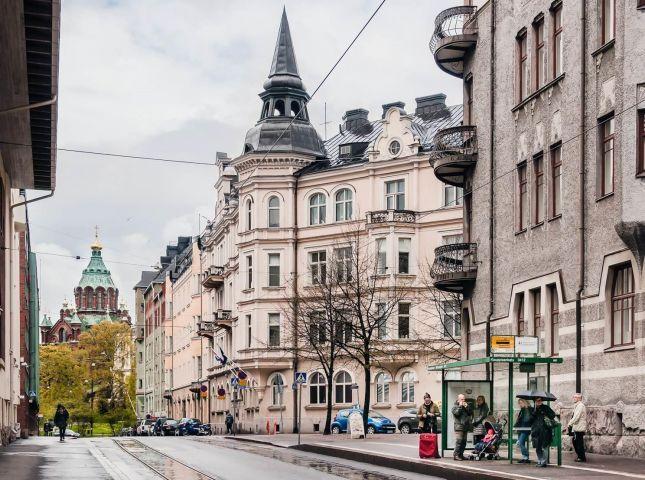 Квартира в Хельсинки, Финляндия, 214 м2 - фото 1