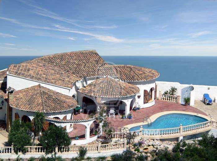Вилла на Коста-Бланка, Испания, 339 м2 - фото 1