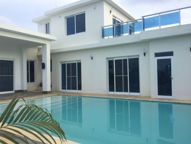 Дом в Сосуа, Доминиканская Республика, 120 м2 - фото 1