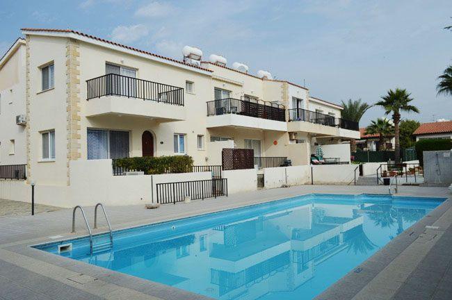 Апартаменты в Пафосе, Кипр, 51 м2 - фото 1