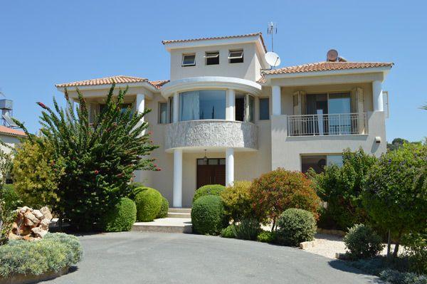 Вилла в Пафосе, Кипр, 1500 м2 - фото 1