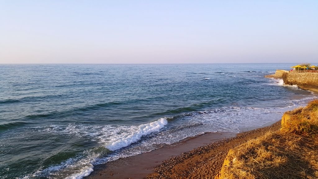 Земля в Ретимно, Греция, 2600 м2 - фото 1