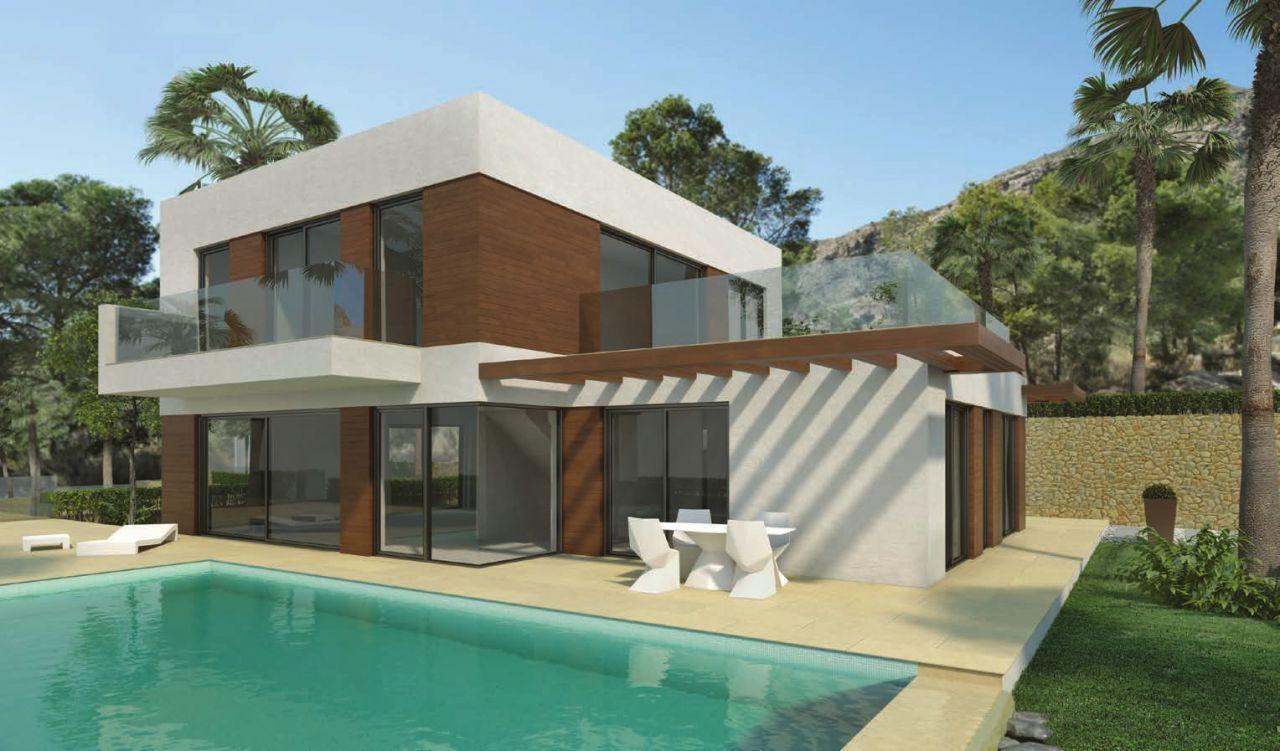 Дом на Коста-Бланка, Испания, 823 м2 - фото 1
