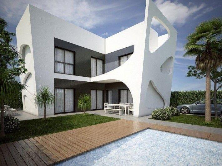 Дом в Сьюдад-Кесада, Испания, 264 м2 - фото 1