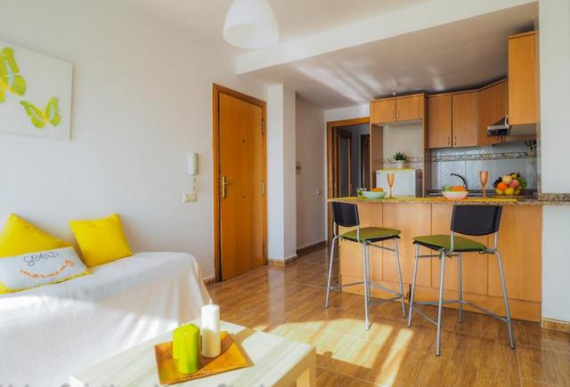Квартира на Льорет-де-Мар, Испания, 45 м2 - фото 1