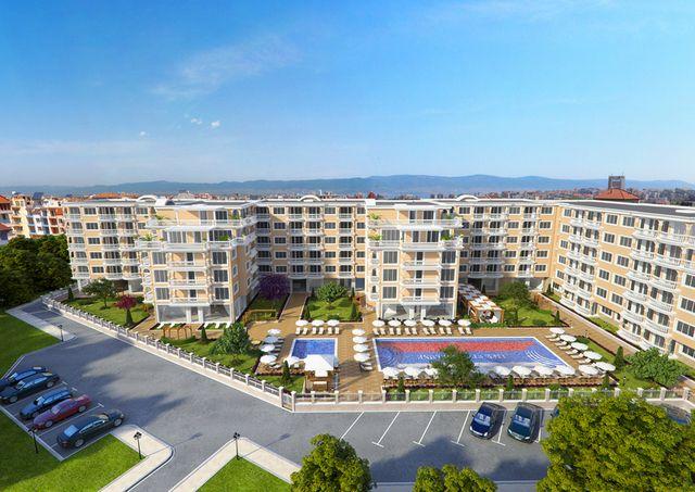 Апартаменты в Несебре, Болгария, 40 м2 - фото 1