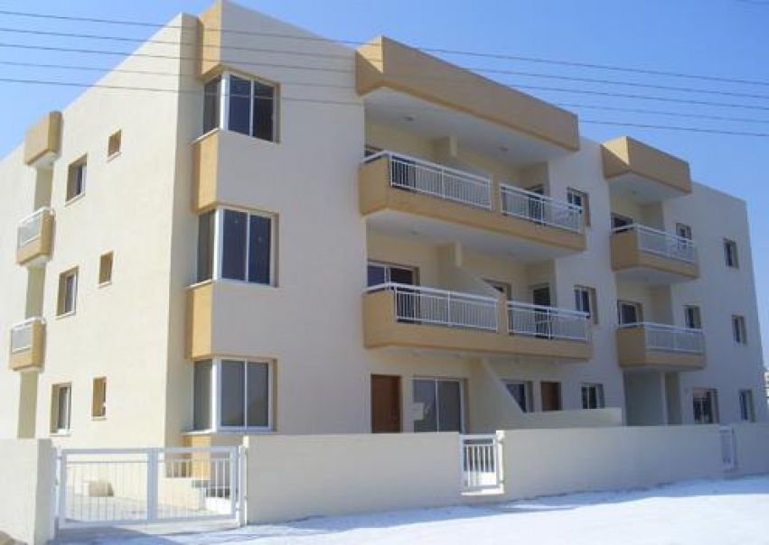 Апартаменты в Ларнаке, Кипр, 54 м2 - фото 1