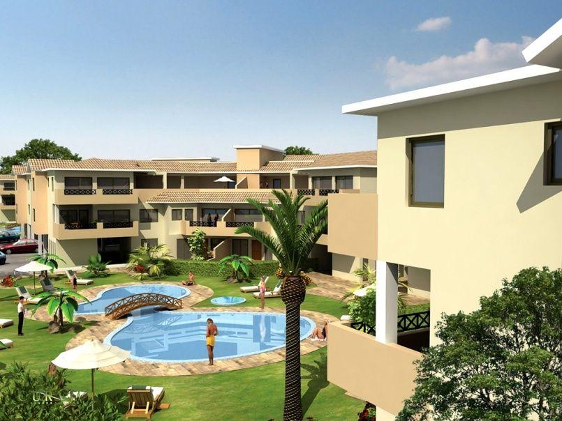 Апартаменты в Ларнаке, Кипр, 50 м2 - фото 1