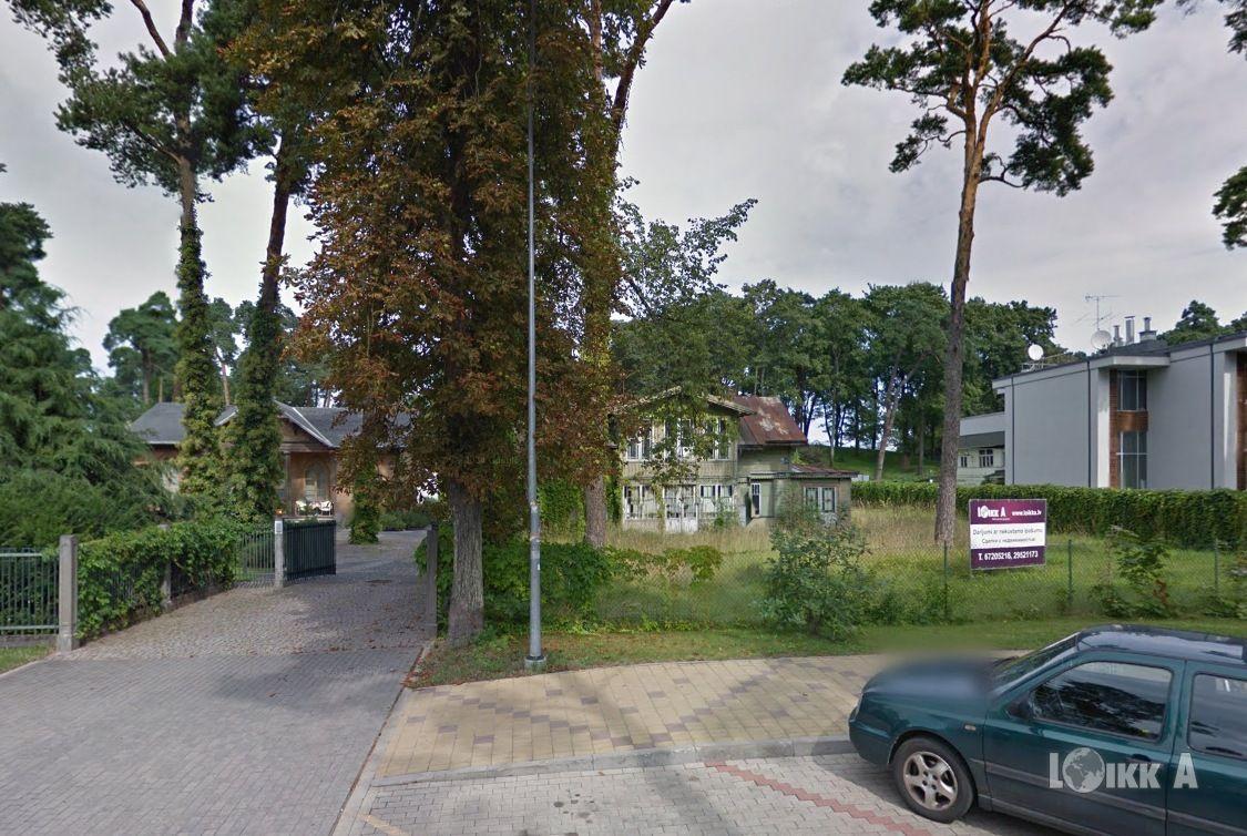 Земля в Юрмале, Латвия, 100 м2 - фото 1