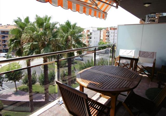 Квартира на Льорет-де-Мар, Испания, 85 м2 - фото 1