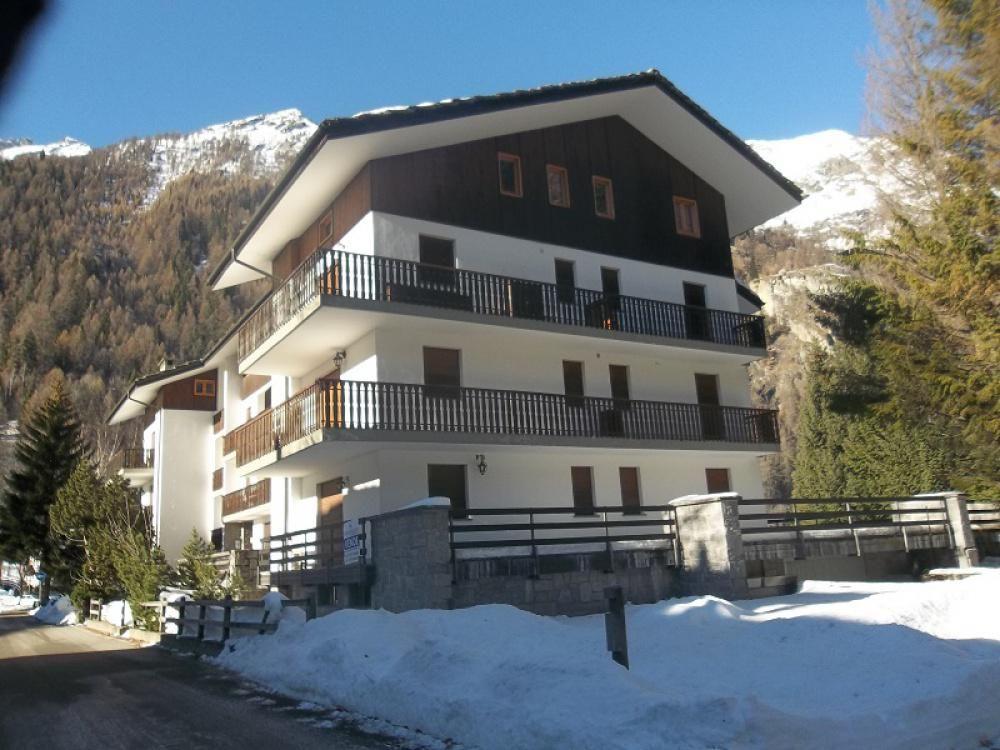 Апартаменты в Валле-д'Аоста, Италия, 45 м2 - фото 1