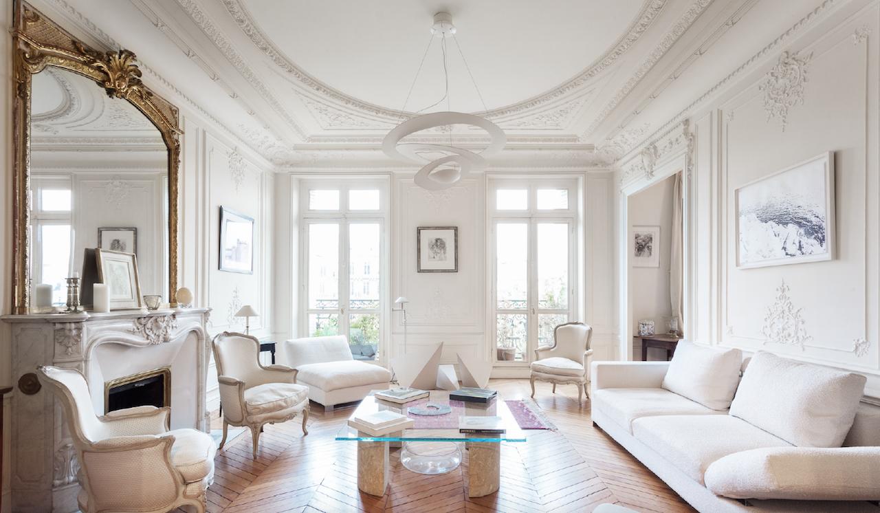 Апартаменты в Париже, Франция, 175 м2 - фото 1