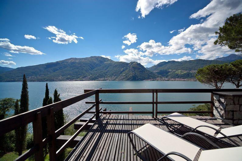 Вилла у озера Комо, Италия, 3 Га - фото 1