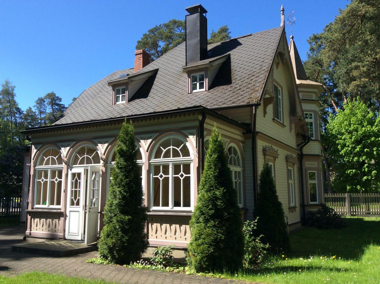 Дом в Юрмале, Латвия, 700 м2 - фото 1