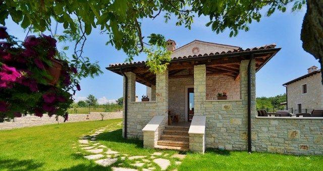 Дом в Ровини, Хорватия, 130 м2 - фото 1