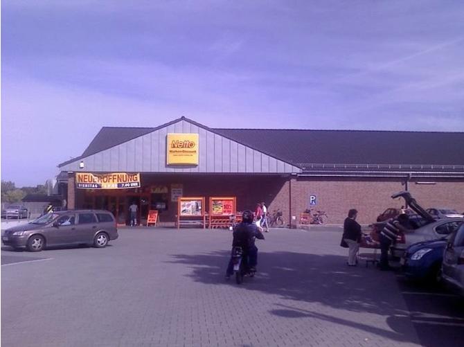 Магазин в Бранденбурге, Германия, 903 м2 - фото 1