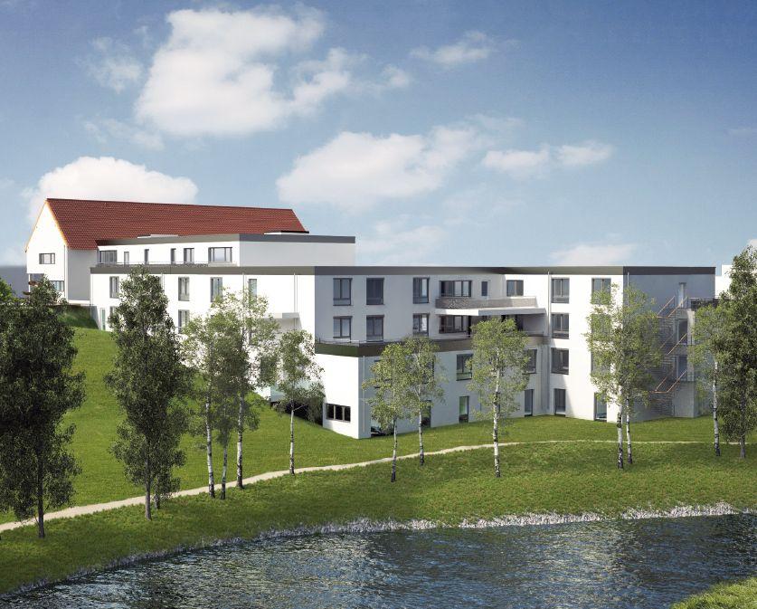 Инвестиционный проект в Штутгарте, Германия, 56.6 м2 - фото 1