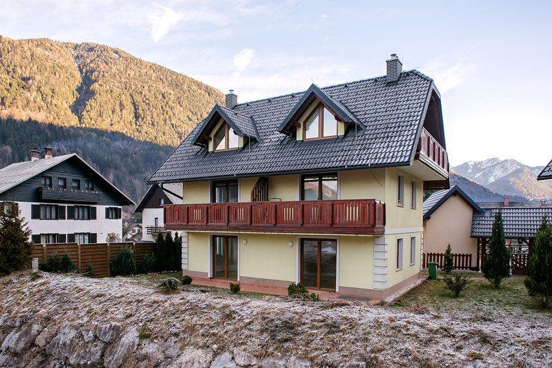 Квартира в Краньской Горе, Словения, 73.7 м2 - фото 1