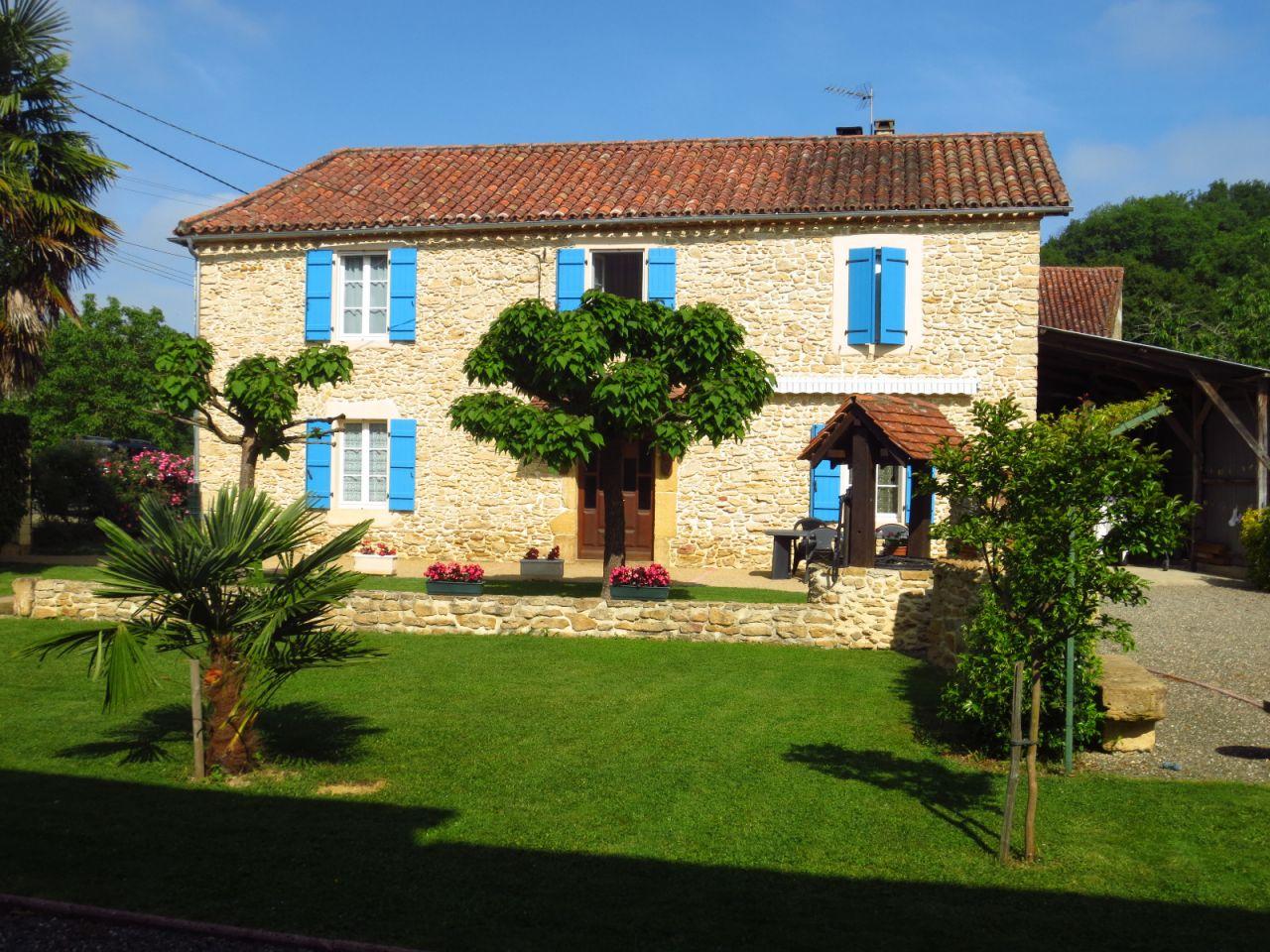 Дом в Аквитании, Франция, 115 м2 - фото 1