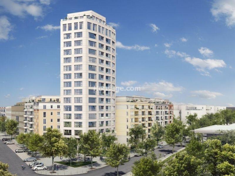 Квартира в Берлине, Германия, 87.95 м2 - фото 1