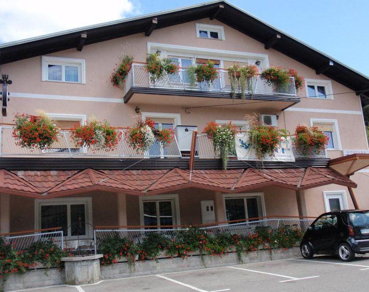 Отель, гостиница Илирска Бистрица, Словения, 700 м2 - фото 1
