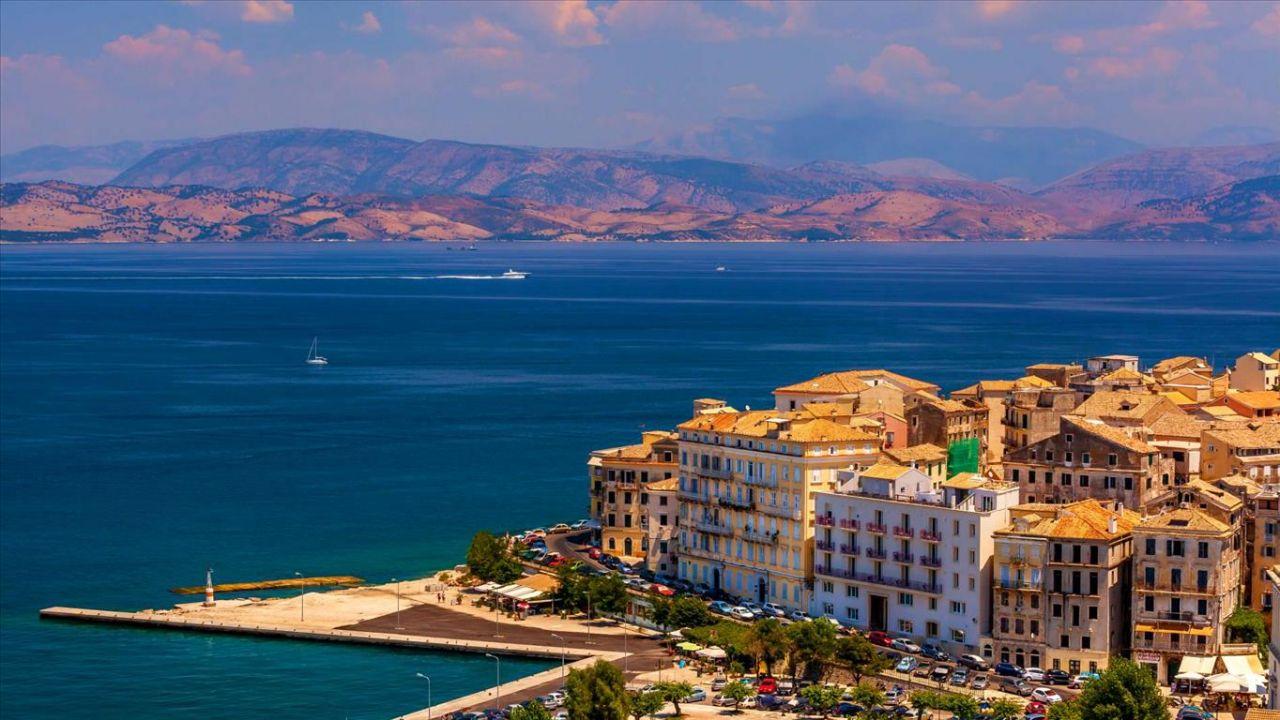 Земля на Керкире, Греция, 6500 м2 - фото 1
