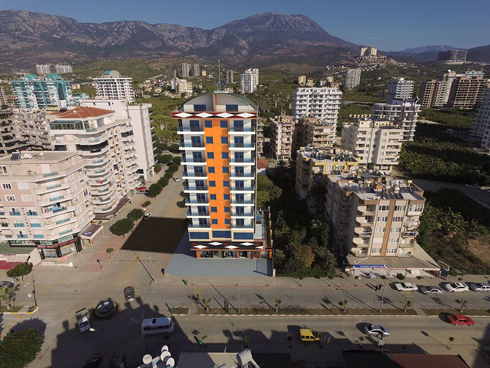 Квартира в Аланье, Турция, 97 м2 - фото 1