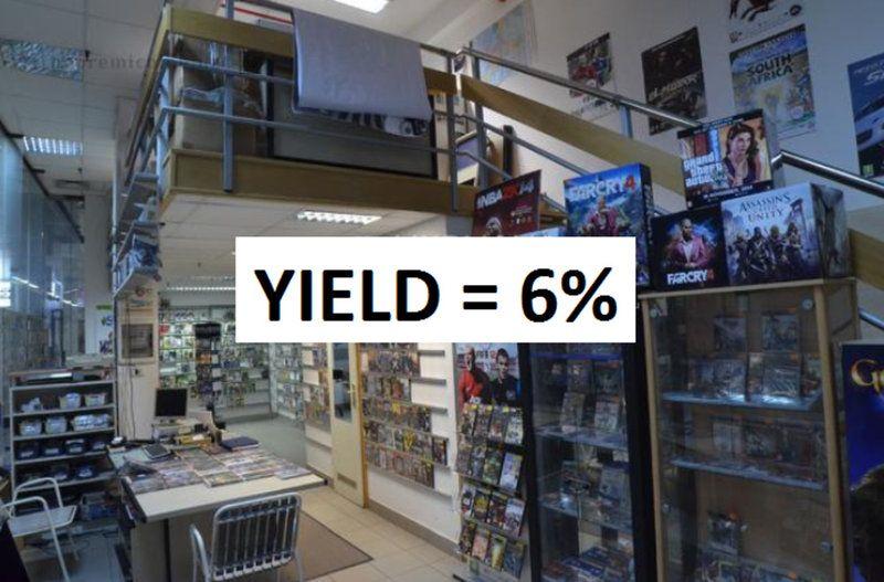 Магазин в Бежиграде, Словения, 62 м2 - фото 1