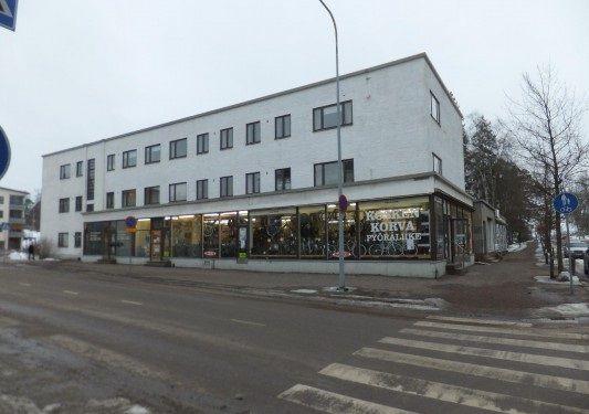 Апартаменты в Котке, Финляндия, 1280 м2 - фото 1