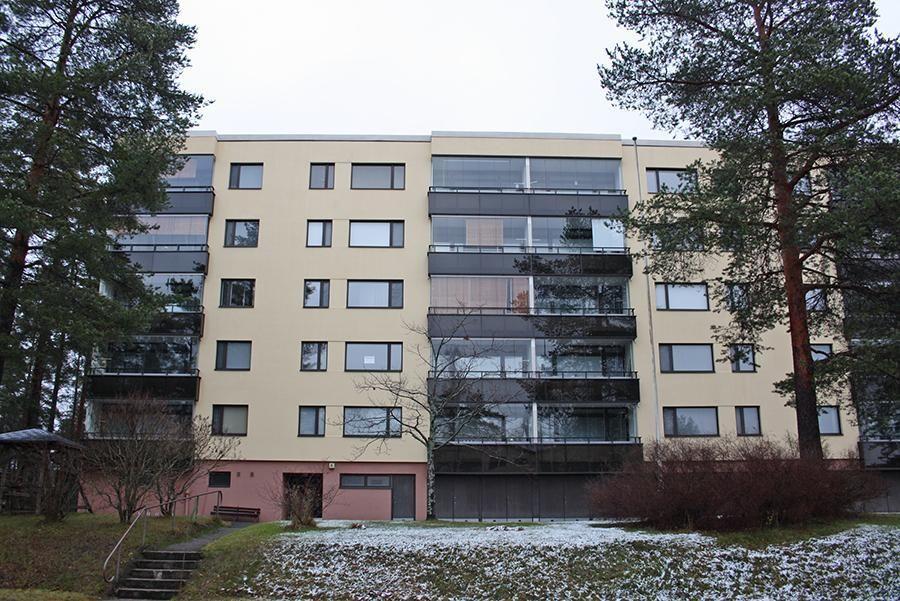 Квартира в Лаппеенранте, Финляндия, 31.5 м2 - фото 1