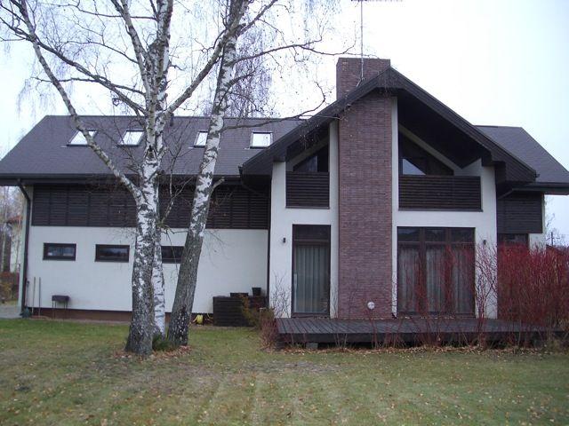 Дом в Риге, Латвия, 1288 м2 - фото 1