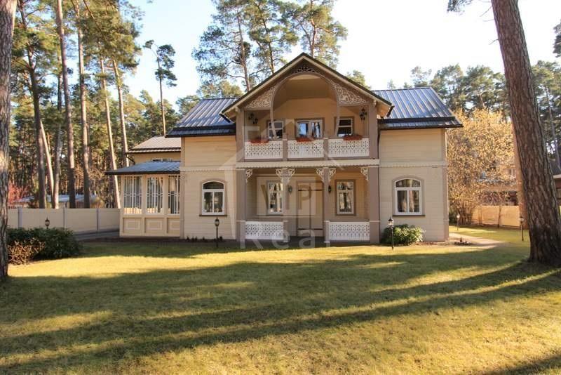 Дом в Юрмале, Латвия, 2000 м2 - фото 1