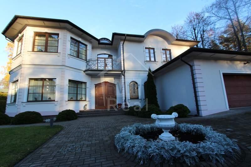 Дом в Юрмале, Латвия, 467 м2 - фото 1
