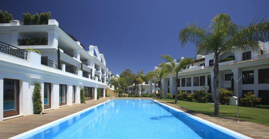 Апартаменты на Коста-дель-Соль, Испания, 128 м2 - фото 1