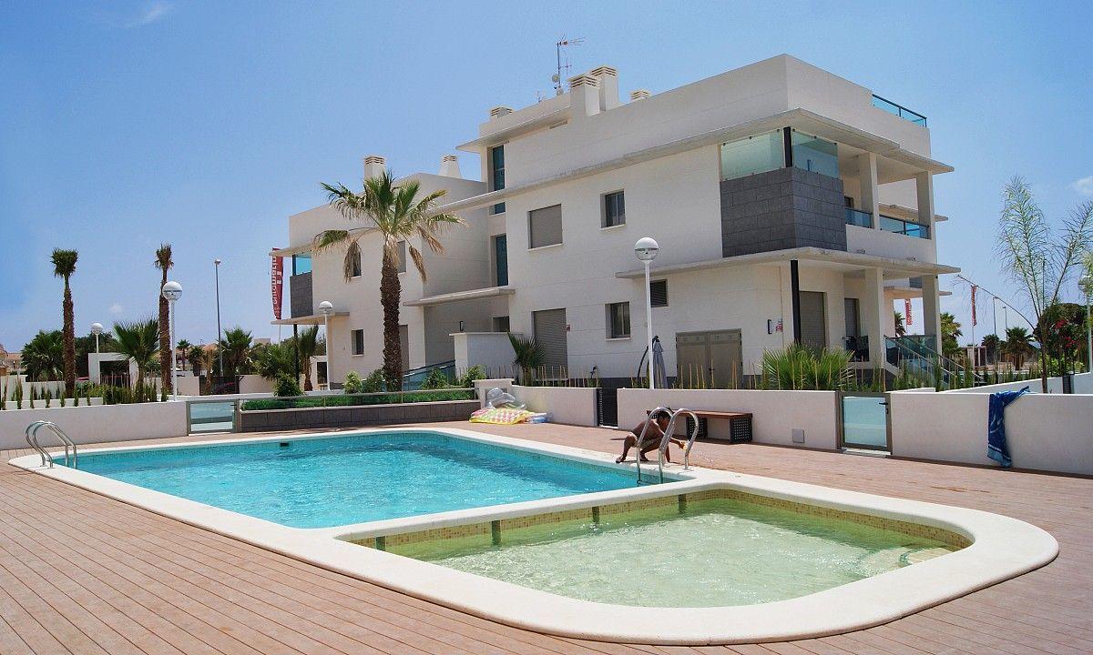 Апартаменты на Коста-Бланка, Испания, 80104 м2 - фото 1