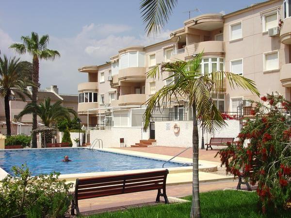 Апартаменты на Коста-Бланка, Испания, 50 м2 - фото 1
