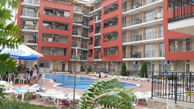 Квартира на Солнечном берегу, Болгария, 75 м2 - фото 1