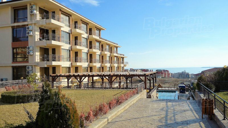Апартаменты в Святом Власе, Болгария, 90.97 м2 - фото 1