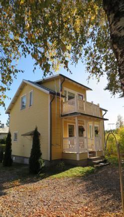Дом в Лаппеенранте, Финляндия, 1056 м2 - фото 1