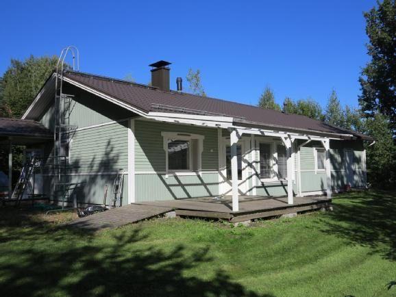 Дом в Иматре, Финляндия, 158 м2 - фото 1