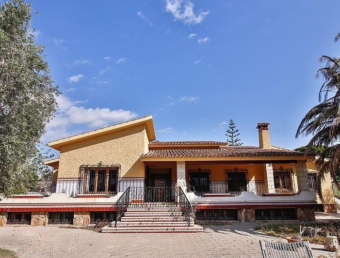 Вилла в Аликанте, Испания, 4268 сот. - фото 1